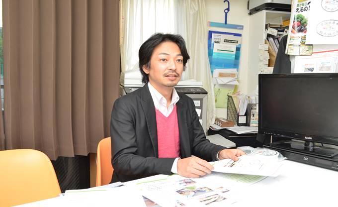 代表取締役小山雅也